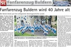 Bericht Streiflichter vom 12.09.2018, Teil 1