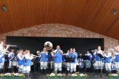 Musikfest im Rosengarten